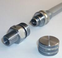 Oil drain valves - Bleeding brakes - simply intelligent oil change